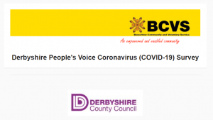 Derbyshire People's Voice Coronavirus (COVID-19) Survey