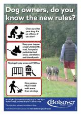Bolsover District Council (Dog Management) Public Spaces Protection Order No.1 of 2020